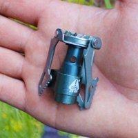 The Hornet - Titanium Butane Stove W/ Case
