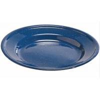 """Enamel Dinner Plate- 10"""""""
