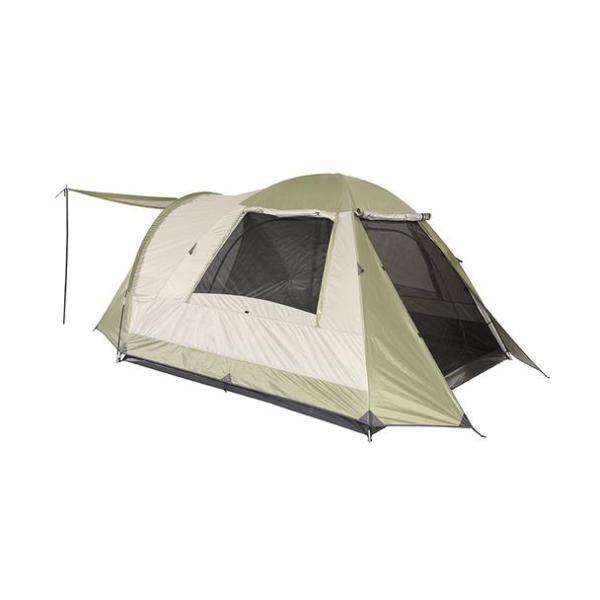 Oztrail Tasman 6V Dome Tent Rear
