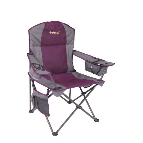 OZtrail Kokomo Cooler Arm Chair