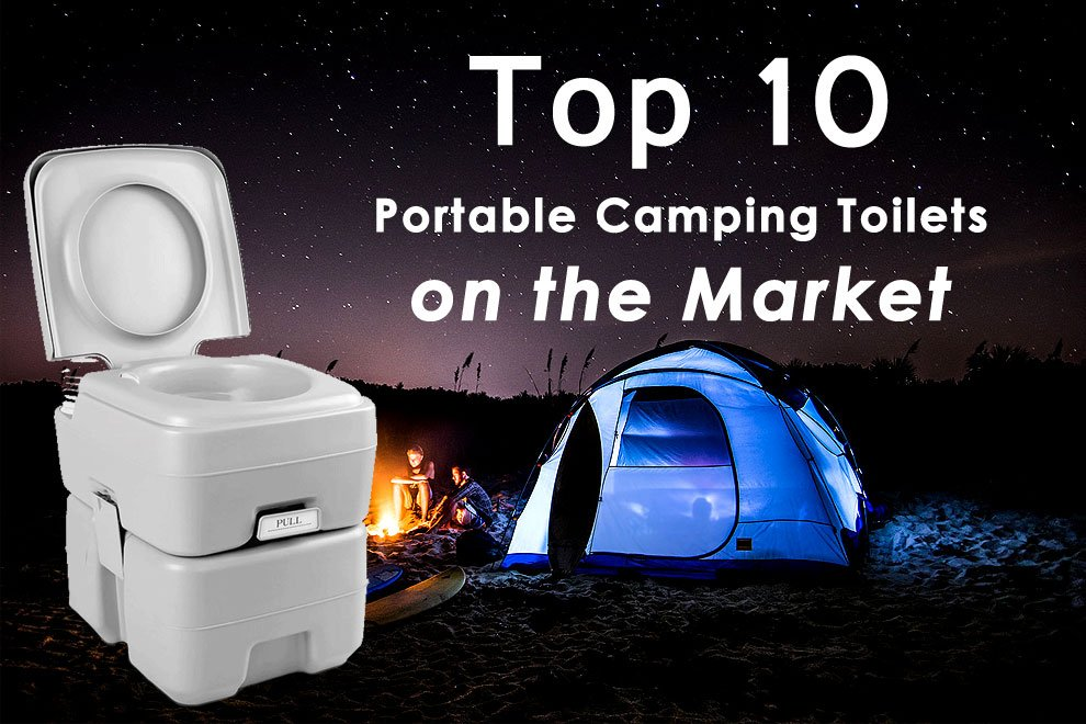 Portable Camping Toilet : The best portable camping toilet reviews in campcrave