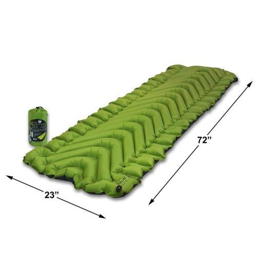 klymit sleeping pad