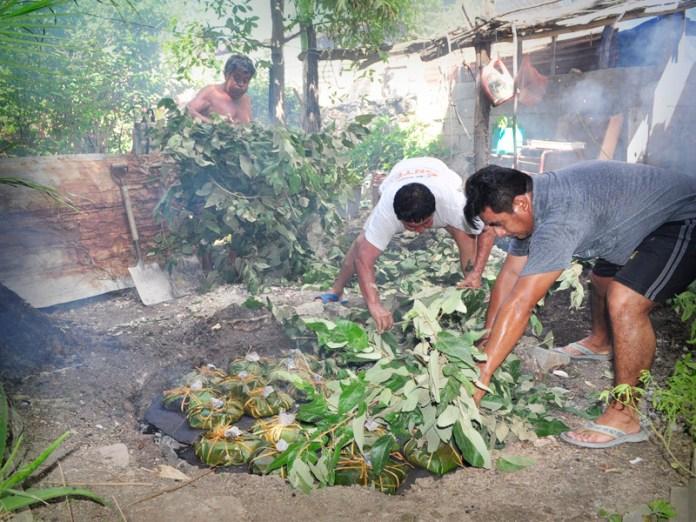 SIN PRISAS! AQUÍ LA RECETA PARA PREPARAR EL TRADICIONAL PIBIPOLLO -  Campeche.com.mx