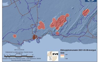 Volcano Update – Names and Information