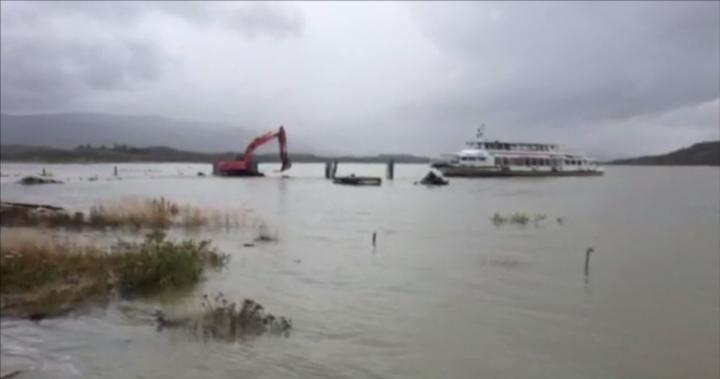 Lagarfljót River Has Flooded (Egilsstaðir)
