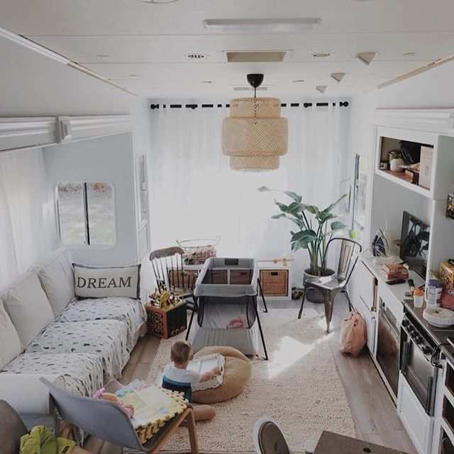 17 Adorable RV Remodel Ideas You Should Try