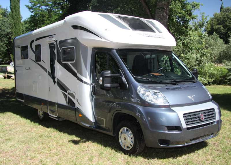 Anteprime 2014 Mobilvetta Camper Life