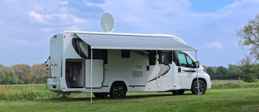 Chausson 728 Welcome Campers noord