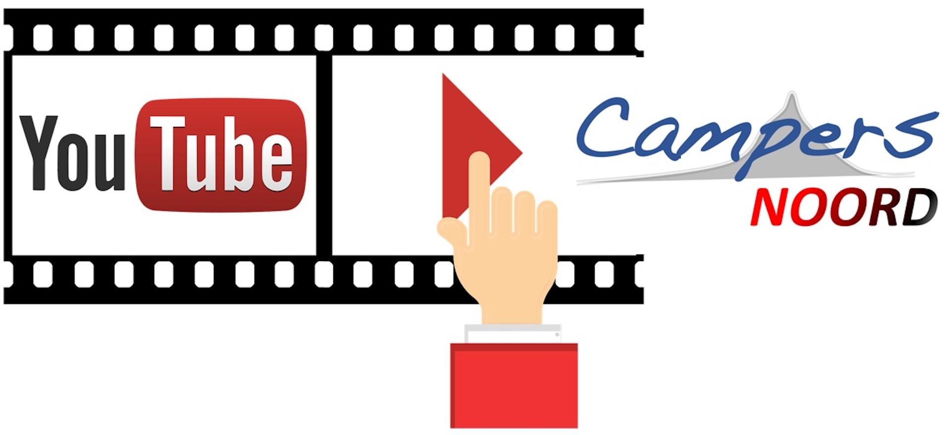 Campers Noord op Youtube