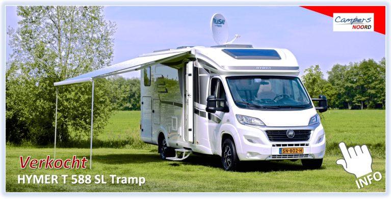 HYMER T 588 SL tramp Campers Noord