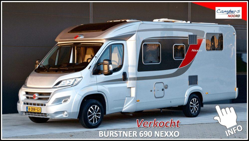 Burstner 690 Nexxo Campers Noord