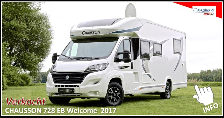 Chausson 728 Campers Noord