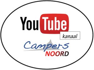 Knop Youtube Campers Noord