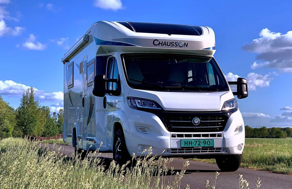 Front Chausson 768 XLB Welcome Premium Campers Noord