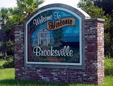 RV Park near Brooksville, Florida
