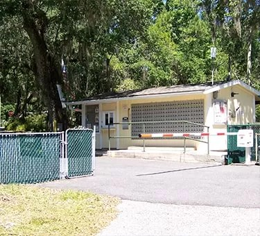 RV parks with gated entry