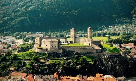 Bellinzona e i suoi castelli