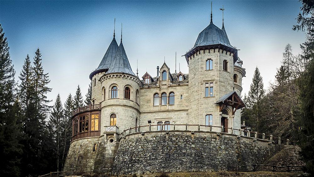 Gressoney Saint Jean: castelli e regine