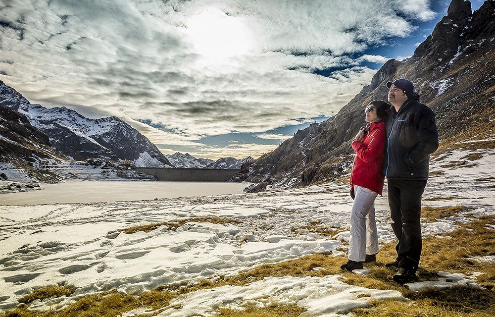 Monte Rosa: due passi tra le nuvole