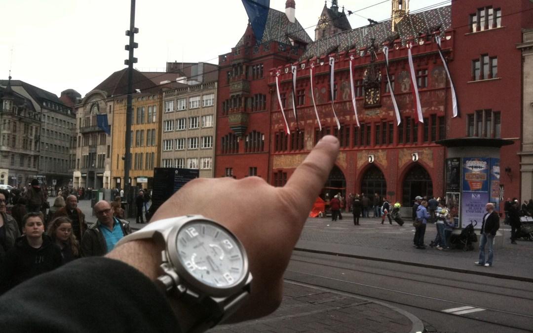 Basilea tour: a zonzo per Basilea