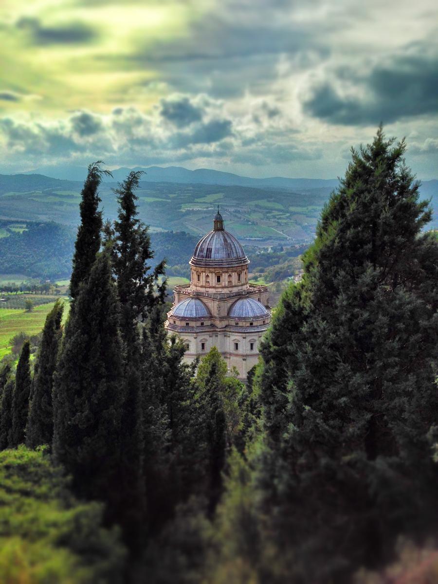 Il Santuario di Santa Maria della Consolazione