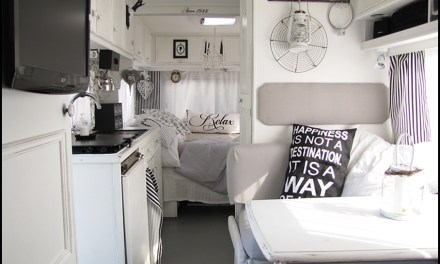Home sweet motorhome