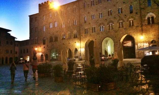 Volterra: un viaggio nel tempo