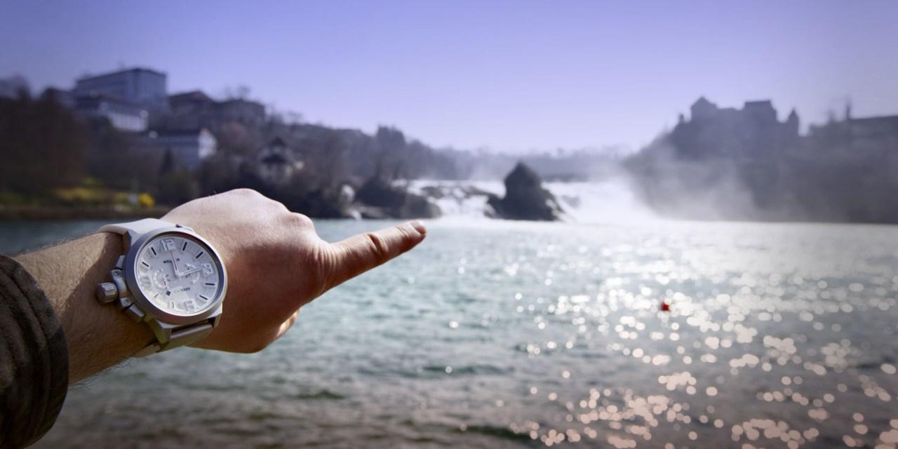 Basilea Tour: Rhein Falls