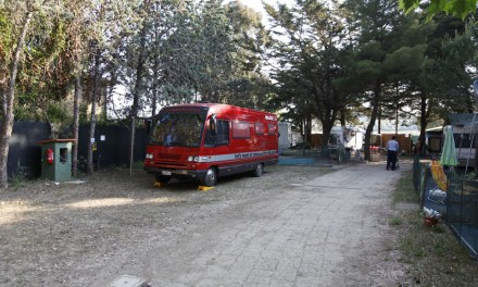 Follonica: festa in campeggio
