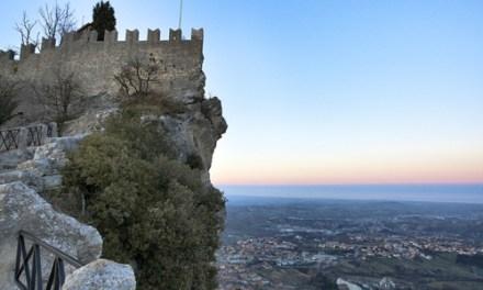 In zir per la Rumagna: San Marino