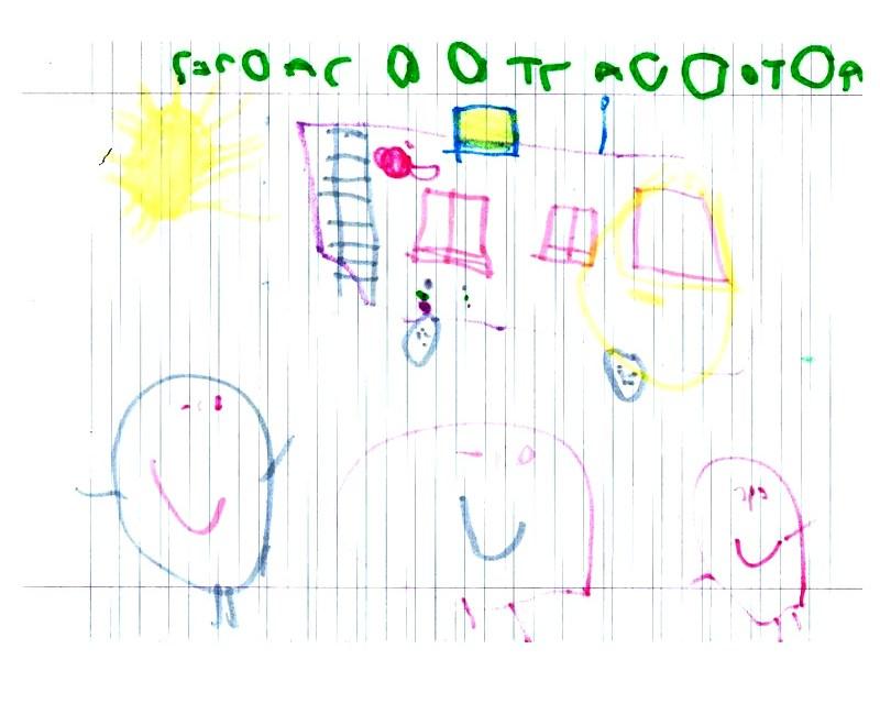 Sara Talento, 4 anni: in vacanza