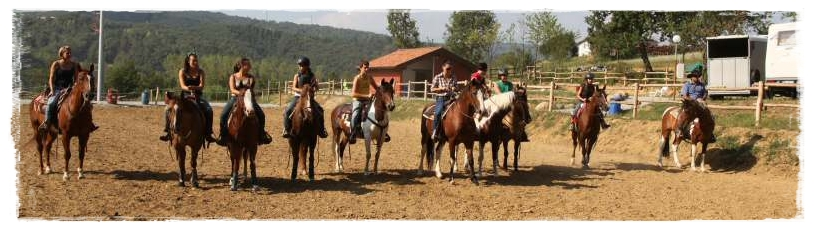 Weekend a cavallo