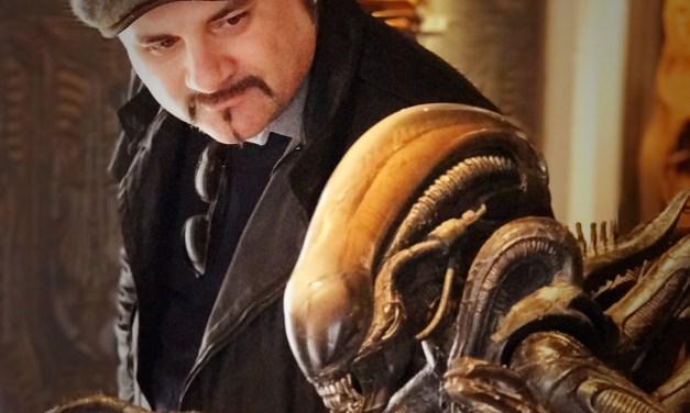 Il mostro di Alien …abita a Gruyères