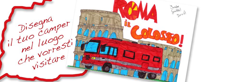 Disegna e vinci l'Italia in Miniatura