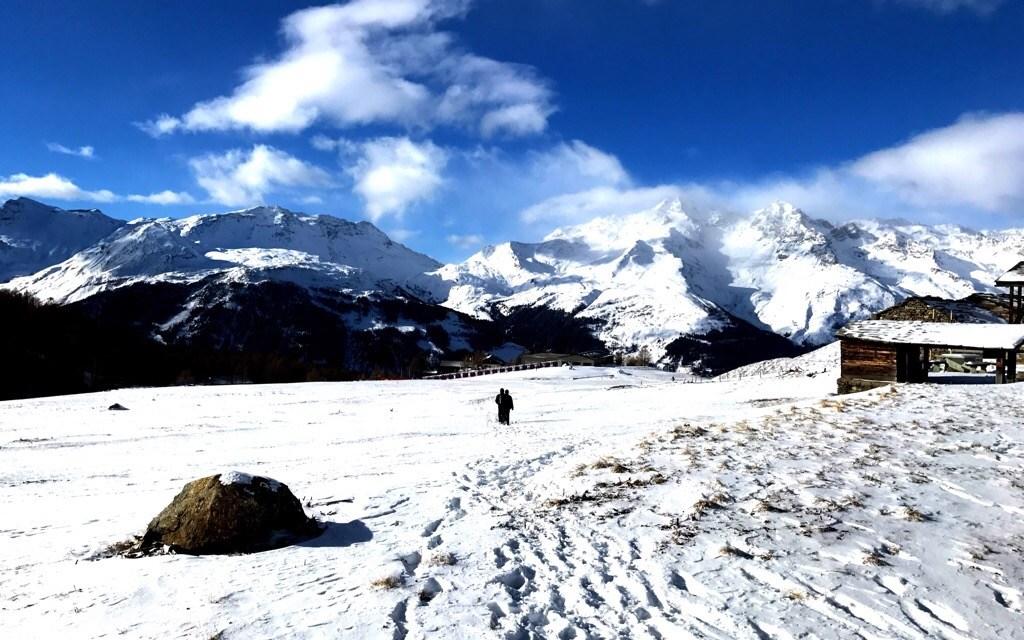 Madesimo: sciare ohoh!