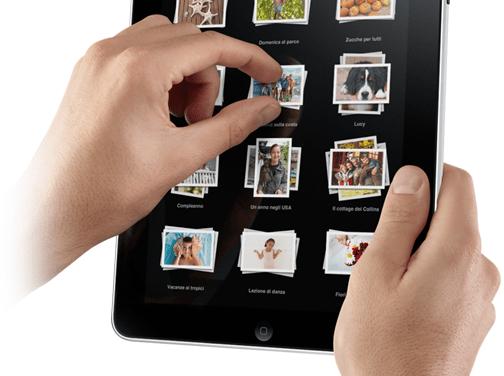 Il futuro sull'iPad