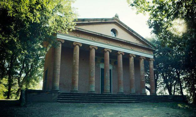 Un tempio misterioso