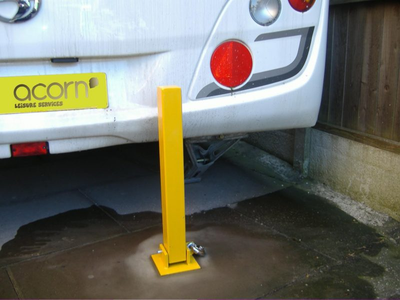 Motorhomes and campervans securely stored in gated driveways nad garages will reduce your insurance premium