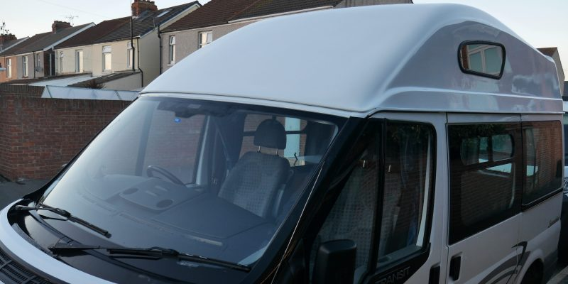 campervan high roof trim replacing - a how to guide