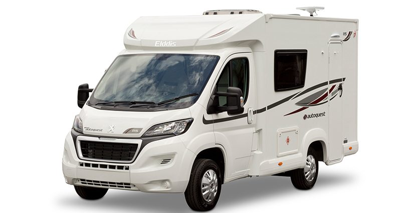 Types of Motorhome & Campervan