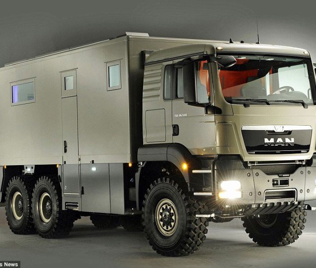 Action Mobil Global Xrs 7200 Outside View