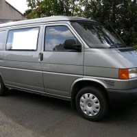 Veg Oil Converted VW Transporter T4 Camper Van For Sale