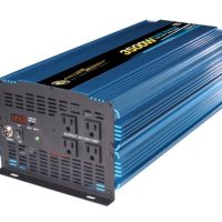 Power Bright PW3500-12 Power Inverter 3500 Watt 12 Volt DC To 110 Volt AC