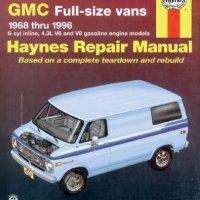 Chevrolet Vans  '68'96 (Haynes Repair Manuals)