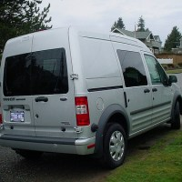 Ford Transit Connect - 2010