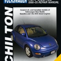 Volkswagen New Beetle, 1998-2005 (Chilton's Total Car Care)