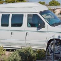 Ford Van Camping photos