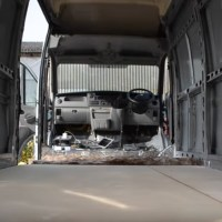 Our One Month Van Conversion Time Lapse [Renault Master LWB]