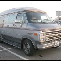 Conversion Van Camper photos