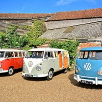 Lavenham, VW Cars And Camper Vans